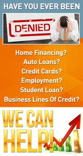 fix credit score
